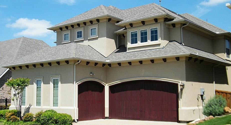Cztery cechy luksusowej bramy do garażu